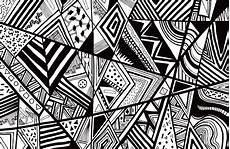 Abstract Art Black And White Patterns Black And White Aztec Background Tumblr Dayasriolh Top