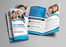 School Brochures Templates 17 Education Trifold Brochure Examples Psd Ai Apple