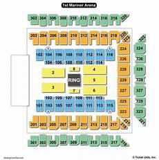 The Baltimore Arena Seating Chart Royal Farms Arena Seating Chart Seating Charts Amp Tickets
