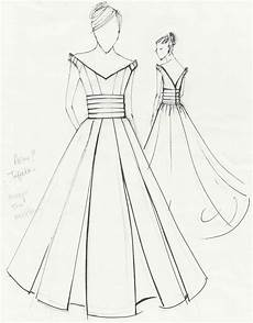 Dress Designing Sketches Fashion Clothes Drawing At Getdrawings Free Download
