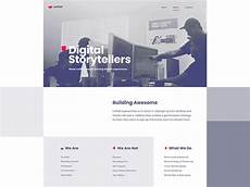 About Us Page Design Pinterest Unfold About Page By Eddie Lobanovskiy For Unfold On