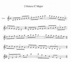 C Major Violin Finger Chart C Major Scale Violin Finger Chart 2 Octave Alqurumresort Com
