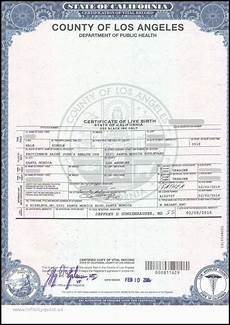 Birth Certificate Example Ways You Can Order A Copy Of Your Birth Certificate