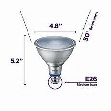 Philips Led Grow Light Bulb Philips 532969 Led Par38 Grow Light Bulb 1200 Lumen 5000
