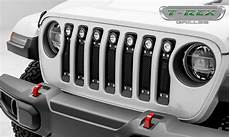 Jeep Grill With Lights Jeep Wrangler Jl Torch Series W 7 2 Quot Round Led Lights