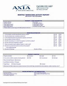 Sales Activity Report Template Excel Sales Call Report Template Excel Tagua