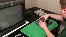 Blinking Light Mod Blinking Light Win Nes Cartridge Slot Mod Youtube