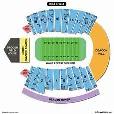 Ramkat Winston Salem Seating Chart Bb Amp T Field Seating Chart Winston Salem Seating Charts