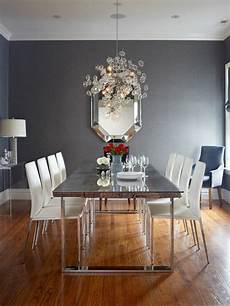 grey and white dining room houzz
