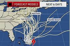 Hurricane Spaghetti Charts Hurricane Joaquin Is Heading For The East Coast And