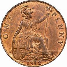 Worldcoin Chart 1911 1926 Great Britain Penny Km 810 Prices Amp Values Ngc