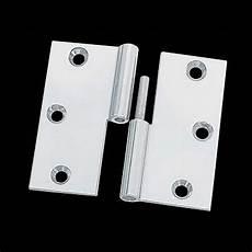 cabinet hinge lift left chrome brass 2 quot inch