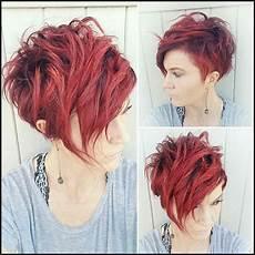 frisuren dickes welliges haar kurz 10 neue kurze frisuren f 252 r dickes haar frauen haarschnitt