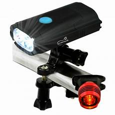 Electron Led Bike Lights Lumintrail Usb Rechargeable 800 Lumen Led Bike Light With