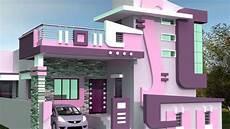 1st Floor Home Design Porch Attatch Horizontal Stair Case Tower Designs