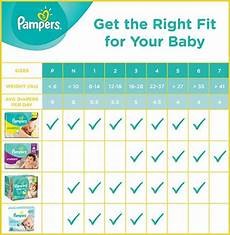 Babyganics Diaper Size Chart Diaper Size And Weight Chart Pampers Baby Weight Chart