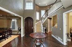 40 fantastic foyer entryways with staircases in luxury