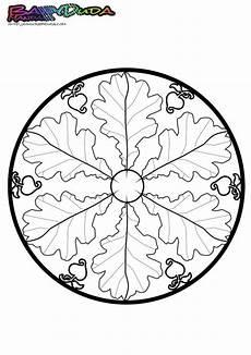 Malvorlagen Mandalas Herbst Mandala Zum Herbst Schau Dir Das Bild An Auf Babyduda
