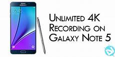 samsung galaxy s6 enable live wallpapers enable unlimited 4k recording on galaxy note 5 droidviews