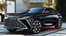 2020 lexus lf1 rendered the production lexus lf 1 limitless crossover