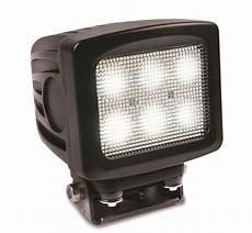 60 Ft Led Lights Led 60 Watt Flood Work Light Custer Products