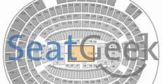 Square Garden Seating Chart With Rows Msg Seating Chart Concert