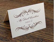 Wedding Place Cards Templates Free Printable Place Cards