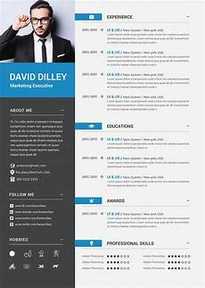 Free Cv Free Professional Cv Template Amp Cover Letter For Marketing