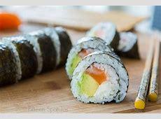 Homemade Sushi Recipe   Surprisingly Easy To Make Yourself