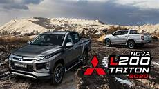 2020 Mitsubishi L200 by L200 Triton 2020 New Mitsubishi L200