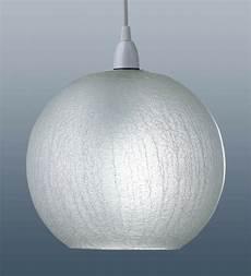 Ball Ceiling Light Modern White Crackle Glass Ball Ceiling Light Pendant