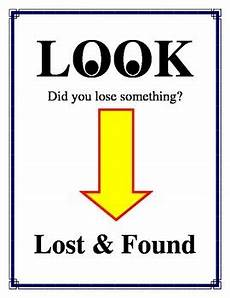 Lost And Found Sign Lost And Found Sign By Jen Laratonda Teachers Pay Teachers