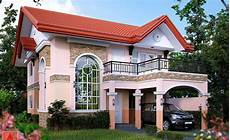 Small 2 Story Floor Plans Popular 2 Story Small House Designs In The Philippines