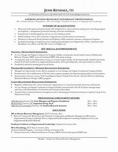 Writing A Resume For A Career Change Resume Examples Career Change 2019 Resume Examples 2019