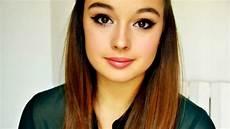 makeup for teens selena gomez signature makeup look choice awards