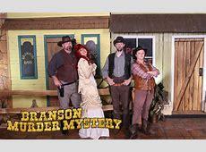 Branson Murder Mystery Dinner Show   Branson Shows