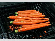 Grilled Vegetables Tips (Recipe: Balsamic Grilled Carrots