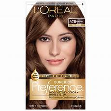 Loreal Light Chestnut Brown L Oreal Paris Superior Preference Decadent Chocolate