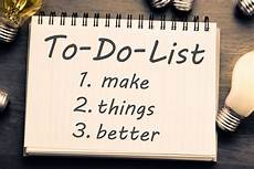 Make List An Encouraging To Do List For Getting Organized In 2016