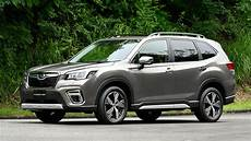 the 2019 subaru forester subaru forester 2019 range sees xt diesel axed car news