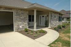 Handicap Accessible Homes Barrier Free No Step Level Front Entrance For A Universal