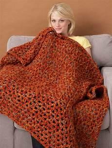 31 crochet afghan patterns for fall