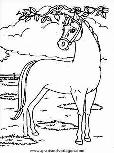 pferde 18 gratis malvorlage in pferde tiere ausmalen