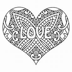 http www allfreeadultcoloringbooks singleheart love