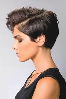 schöne kurzhaarfrisuren für dickes haar pin silke auf frisuren haarschnitt kurz dickere