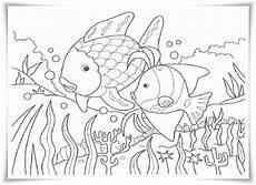 Ausmalbilder Zum Ausdrucken Unterwasserwelt Ausmalbilder Zum Ausdrucken Ausmalbilder Fische
