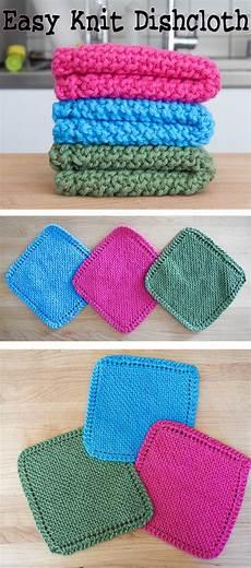 easy knit dishcloth washcloth knit dishcloth knitted