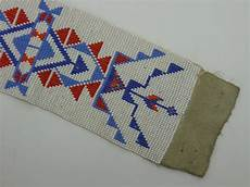 beadwork sioux authentic vintage lakota sioux beadwork suzan