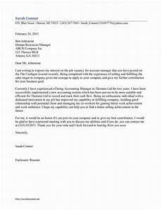 Sample Of Cover Letter For Accounting Position Accounting Job Apply Accounting Job Cover Letter