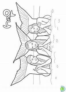 Ausmalbilder Meerjungfrau H2o H2o Pl 246 Tzlich Meerjungfrau Bilder Zum Ausdrucken Az